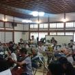 昨日のオーケストラ千里山の練習(6月24日)