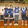 阪南市ソフトバレーボール秋季大会で活躍しました。