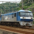 2017年9月14日 東海道貨物線 東戸塚 EF210-141 1155レ