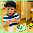 ♪ミニクッキング♪ひまわり組(3歳児)