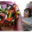 帯専科を学び…振袖の特訓にも意欲的に/鹿児島