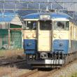 5/14 朝のしなの鉄道(スカ色+湘南色)