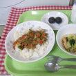 9月7日の給食 オリパラ給食~タイ料理~