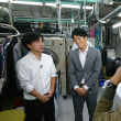 広島ホームテレビさんの取材がありました‼