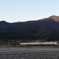 1月25日撮影 飯田線は早朝の七久保にて その3