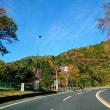 11月18日(日)のつぶやき 秋深し、六甲山の、紅葉樹 #関西出張 株式会社AD-CREATE フワフワやぁ~(*´∇`*) だし巻きたまご、関西味