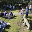 アイスランドな夏 難民の女の子と野外誕生日会 (2)