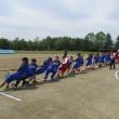 爽やかな五月晴れの下、体育祭の総練習が行われました。