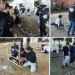 5.12 ウミガメによる造園技能検定指導①