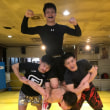 2/15OAGコーチの木曜夜選手向けキックボクシングクラス練習日記