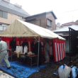 雨の日の地鎮祭・・・実は、大変に縁起の良い事なのです!!