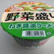 ニュータッチ野菜盛りねぎ醤油ラーメン