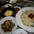 マグロ漬け丼とボリュームサラダの夕食&プチ収入^^(当り~♪)
