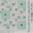 木へんの漢字アロー解答