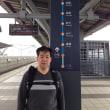 2014年3月台南1(新幹線のホーム)