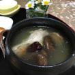 台湾料理部第24回☆鶏肉の薬膳スープ・黄金牛角麺包☆