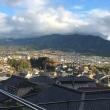 今日の恵那山