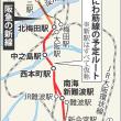 新線に積極的な阪急電車の実現性は・・・ ③