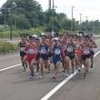 北海道マラソン応援