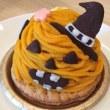 Halloweenケーキ