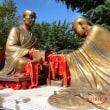 恩師恵果に別れを告げる空海――西安の青龍寺