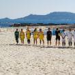 第2回ビーチサッカー沖縄カップ女子カテゴリー決勝