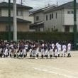 上級生練習試合 vs須恵リトル 2試合目(林崎)