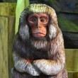 干支 申 サル 猿 さる 注文品彫刻2018