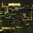 日本橋室町の35階から見た夜景