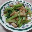 天然のマルチサプリ・小松菜をかんたん料理で♪