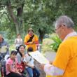 篠窪(しのくぼ)の隣町 大井町農村公園の森の中で「おおいまちあそびば」楽しむ (2018/9/22)