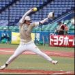 上野投手 防御率0.00
