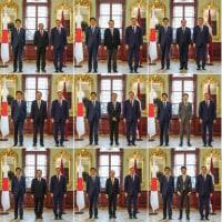 ICANフィン事務局長と入れ替わりに安倍が帰国。豪州のターンブル首相を優遇してアジアの緊張を煽る