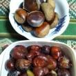 栗の渋皮煮を作りました。