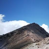 乗鞍岳 2018.08