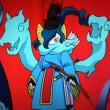 妖怪ウォッチアニメ 右大臣オロチ左大臣キュウビ凄くカッコ良かった!