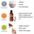 How to use essential oil(ドテラエッセンシャルオイルの使い方)