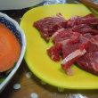 久しぶりに、自宅で ショボイ焼き肉