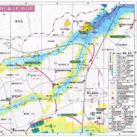 洪水ハザードマップ(1)廻田町・多摩湖町・諏訪町・野口町