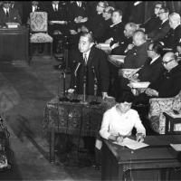 ご存知ですか? 12月11日は佐藤栄作首相が非核三原則を表明した日です