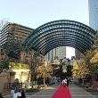 恵比寿ガーデンプレイス バカラ シャンデリア