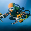 Diving Robot 'Mermaid' Lends a Hand to Ocean Exploration