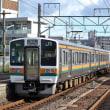 JR東海 富田浜(2011.9.18) 213系 普通 名古屋行き