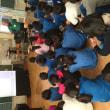 邑楽町立長柄小での世界遺産の学校キャラバン
