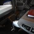 N700 のぞみグリーン車の電源位置
