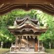 岡太神社・大瀧神社 下宮社殿