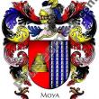 中日ドラゴンズのモヤ選手の姓(4) Moya -3 紋章など