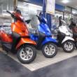 通勤&通学に最適なスクーターも在庫してますよ~