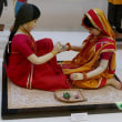 上田市立美術館、須坂版画美術館、世界の民俗人形博物館を巡って