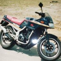 バイク履歴インプレッション 第二回 ヤマハFZフェザー250 インプレッション編